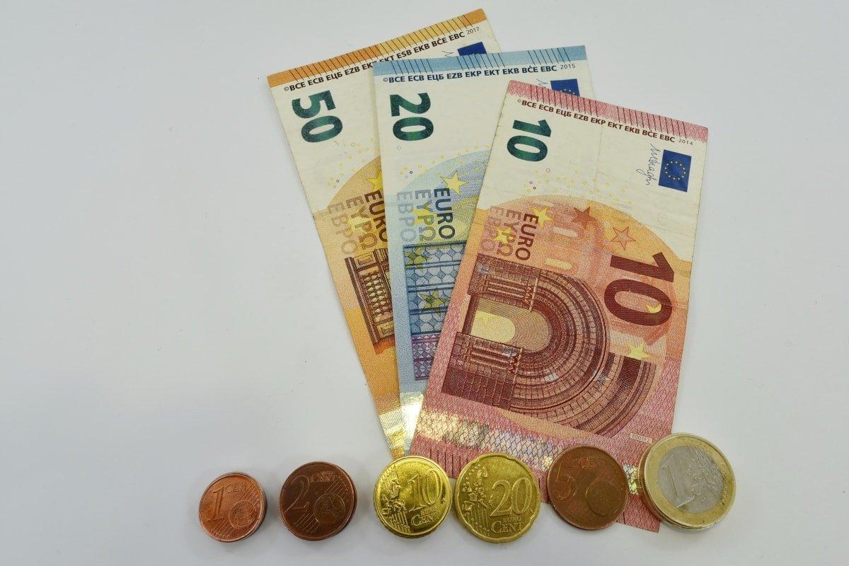 EURO - monezi si bancnote